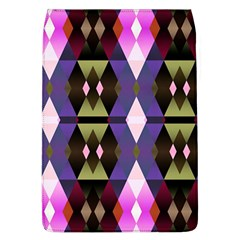 Geometric Abstract Background Art Flap Covers (L)