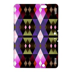 Geometric Abstract Background Art Kindle Fire Hdx 8 9  Hardshell Case