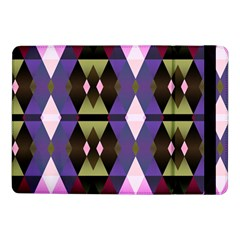 Geometric Abstract Background Art Samsung Galaxy Tab Pro 10 1  Flip Case