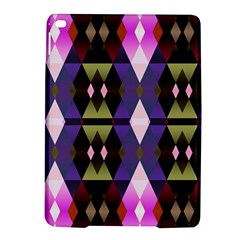 Geometric Abstract Background Art Ipad Air 2 Hardshell Cases
