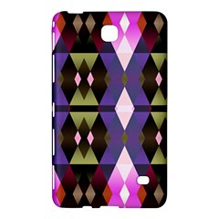 Geometric Abstract Background Art Samsung Galaxy Tab 4 (7 ) Hardshell Case