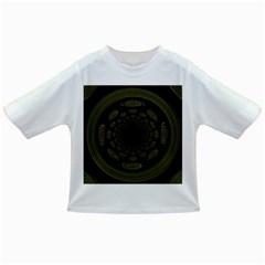 Dark Portal Fractal Esque Background Infant/Toddler T-Shirts