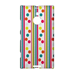 Stripes And Polka Dots Colorful Pattern Wallpaper Background Nokia Lumia 1520