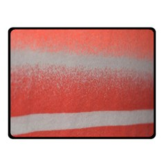 Orange Stripes Colorful Background Textile Cotton Cloth Pattern Stripes Colorful Orange Neo Fleece Blanket (small)