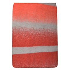 Orange Stripes Colorful Background Textile Cotton Cloth Pattern Stripes Colorful Orange Neo Flap Covers (s)