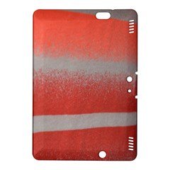 Orange Stripes Colorful Background Textile Cotton Cloth Pattern Stripes Colorful Orange Neo Kindle Fire Hdx 8 9  Hardshell Case