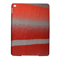 Orange Stripes Colorful Background Textile Cotton Cloth Pattern Stripes Colorful Orange Neo Ipad Air 2 Hardshell Cases