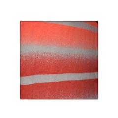 Orange Stripes Colorful Background Textile Cotton Cloth Pattern Stripes Colorful Orange Neo Satin Bandana Scarf