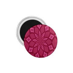 Fusia Abstract Background Element Diamonds 1.75  Magnets