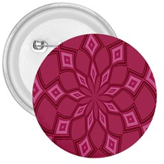 Fusia Abstract Background Element Diamonds 3  Buttons