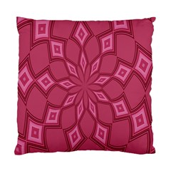 Fusia Abstract Background Element Diamonds Standard Cushion Case (one Side)