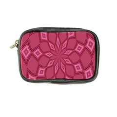 Fusia Abstract Background Element Diamonds Coin Purse