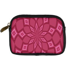 Fusia Abstract Background Element Diamonds Digital Camera Cases