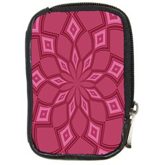 Fusia Abstract Background Element Diamonds Compact Camera Cases