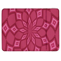 Fusia Abstract Background Element Diamonds Samsung Galaxy Tab 7  P1000 Flip Case
