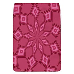 Fusia Abstract Background Element Diamonds Flap Covers (L)