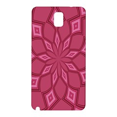 Fusia Abstract Background Element Diamonds Samsung Galaxy Note 3 N9005 Hardshell Back Case