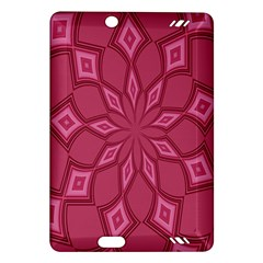 Fusia Abstract Background Element Diamonds Amazon Kindle Fire HD (2013) Hardshell Case