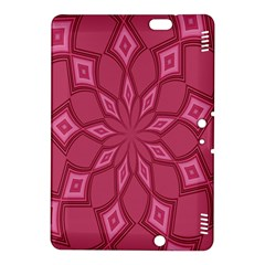 Fusia Abstract Background Element Diamonds Kindle Fire Hdx 8 9  Hardshell Case