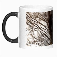 Tree Art Artistic Tree Abstract Background Morph Mugs