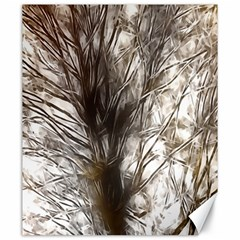 Tree Art Artistic Tree Abstract Background Canvas 20  x 24