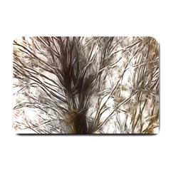 Tree Art Artistic Tree Abstract Background Small Doormat