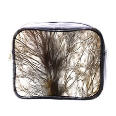 Tree Art Artistic Tree Abstract Background Mini Toiletries Bags