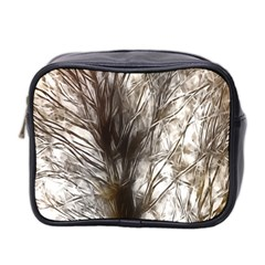 Tree Art Artistic Tree Abstract Background Mini Toiletries Bag 2-Side