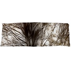 Tree Art Artistic Tree Abstract Background Body Pillow Case Dakimakura (two Sides)