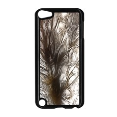Tree Art Artistic Tree Abstract Background Apple iPod Touch 5 Case (Black)