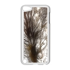 Tree Art Artistic Tree Abstract Background Apple iPod Touch 5 Case (White)