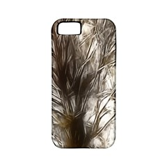 Tree Art Artistic Tree Abstract Background Apple Iphone 5 Classic Hardshell Case (pc+silicone)