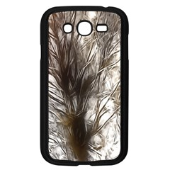 Tree Art Artistic Tree Abstract Background Samsung Galaxy Grand Duos I9082 Case (black)