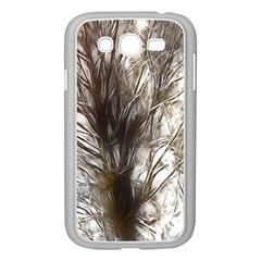 Tree Art Artistic Tree Abstract Background Samsung Galaxy Grand Duos I9082 Case (white)