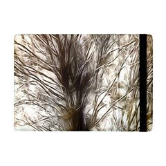 Tree Art Artistic Tree Abstract Background iPad Mini 2 Flip Cases