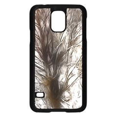Tree Art Artistic Tree Abstract Background Samsung Galaxy S5 Case (Black)