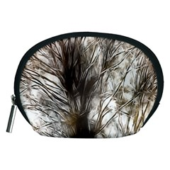 Tree Art Artistic Tree Abstract Background Accessory Pouches (medium)