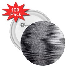 Rectangle Abstract Background Black And White In Rectangle Shape 2.25  Buttons (100 pack)