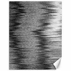 Rectangle Abstract Background Black And White In Rectangle Shape Canvas 18  x 24