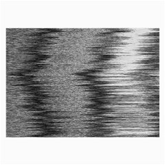 Rectangle Abstract Background Black And White In Rectangle Shape Large Glasses Cloth