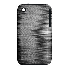Rectangle Abstract Background Black And White In Rectangle Shape Iphone 3s/3gs