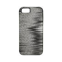 Rectangle Abstract Background Black And White In Rectangle Shape Apple iPhone 5 Classic Hardshell Case (PC+Silicone)