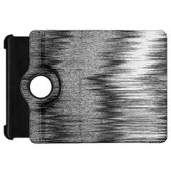 Rectangle Abstract Background Black And White In Rectangle Shape Kindle Fire Hd 7