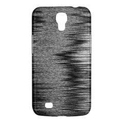 Rectangle Abstract Background Black And White In Rectangle Shape Samsung Galaxy Mega 6 3  I9200 Hardshell Case