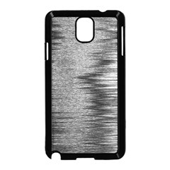 Rectangle Abstract Background Black And White In Rectangle Shape Samsung Galaxy Note 3 Neo Hardshell Case (black)