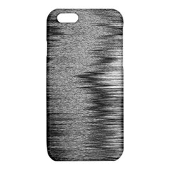Rectangle Abstract Background Black And White In Rectangle Shape iPhone 6/6S TPU Case