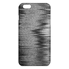 Rectangle Abstract Background Black And White In Rectangle Shape iPhone 6 Plus/6S Plus TPU Case