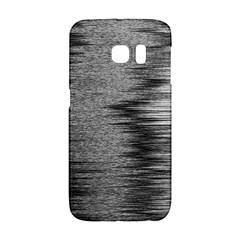 Rectangle Abstract Background Black And White In Rectangle Shape Galaxy S6 Edge