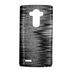 Rectangle Abstract Background Black And White In Rectangle Shape LG G4 Hardshell Case