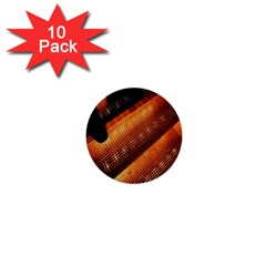 Magic Steps Stair With Light In The Dark 1  Mini Buttons (10 Pack)